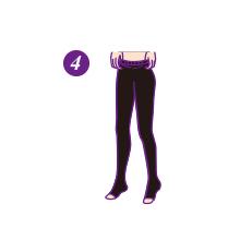 メディキュット 美脚 スリム 細く キレイ 骨盤 太もも 脚 足 むくみ スッキリ 下半身 悩み 改善