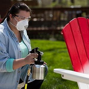 spray gun, general purpose spray gun, paint gun, campbell hausfeld, campbell hausfeld spray gun