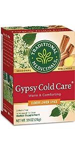 Traditional Medicinals Gypsy Cold Care Seasonal Tea