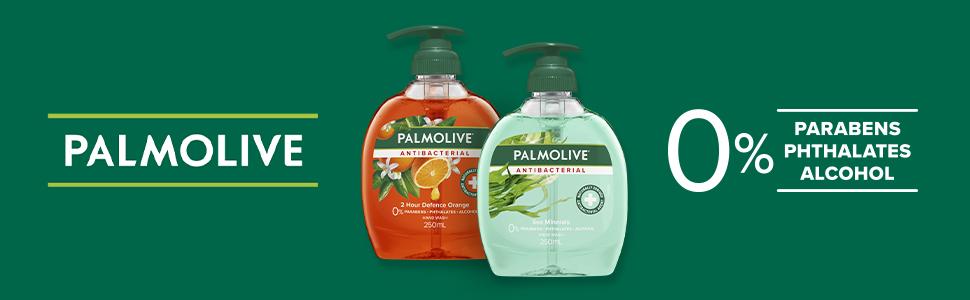 Palmolive Hand Wash Range