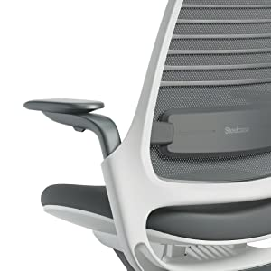 Steelcase Series 1 Ergonomic Home Office Chair armrests