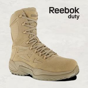 RB8894, rapid response, reebok duty, tactical boot