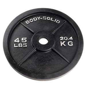 Amazon Com Body Solid Pro Club Line Counterbalanced