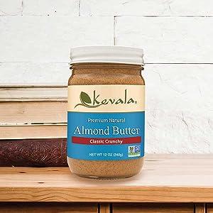 Almond Butter,Nut Butter, Nut Spread,All natural nut butter, Almond Batter,almond spread,Crunchy