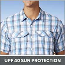 UPF 40 Sun Protection