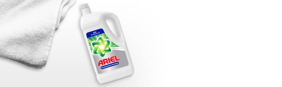 Ariel Detergente Líquido - 180 Lavados, 1 caja DuoPack: Amazon.es ...