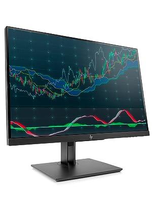 "HP Z24n G2 - Monitor profesional de 24"" ajustable en altura (WUXGA ..."