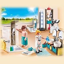 Playmobil Maison Moderne 9266 Amazon Fr Jeux Et Jouets