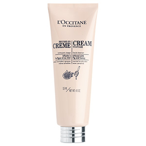 loccitane en provence cream to foam cleanser