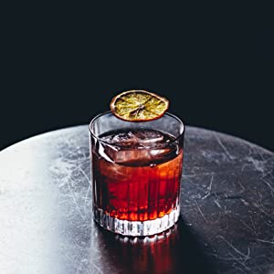 Illusionist Dry Gin, Negroni, Organic, Cocktail, Blue Gin