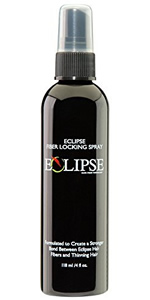 Amazon.com: Eclipse Instant Hair Filler, Black, 5g: Beauty