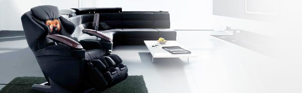 Panasonic EP-MA70K Real Pro Ultra Luxury Thermal Therapy Massage Chair
