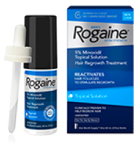Men's Rogaine Solution