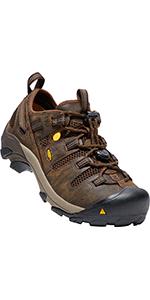 61c51b72575 Amazon.com | KEEN Utility Men's Flint Mid Work Boot | Industrial ...