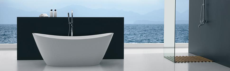 Empava 67 Freestanding Tub