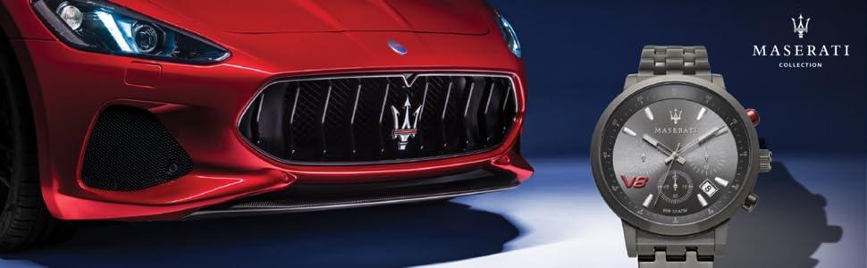 Maserati Granturismo Chronograph Quartz R8873134002 Men's
