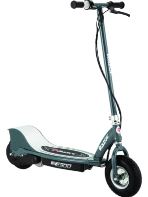 Razor E300 Teen Rechargeable 24 Volt Electric 250 Watt Motorized Scooter