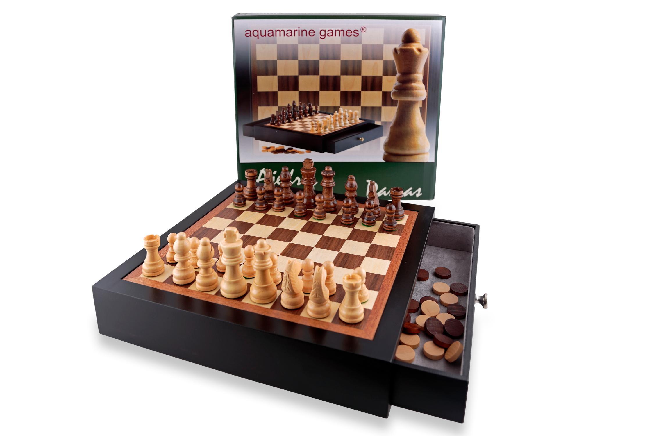 Aquamarine Games- Juego de Mesa, Multicolor (Fabricante FD11555): Amazon.es: Juguetes y juegos