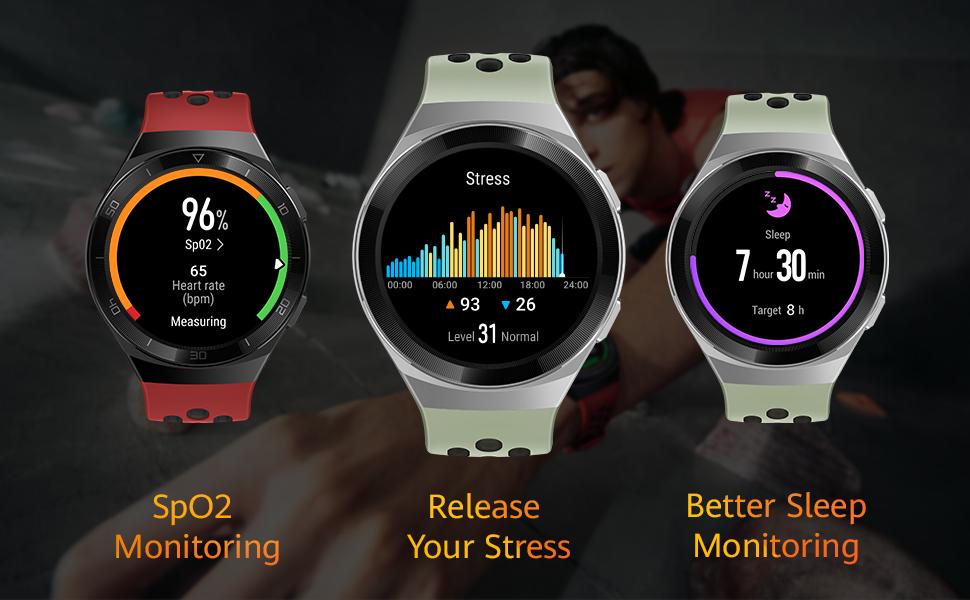 SpO2 monitoring;better sleep;