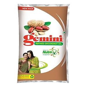 Gemini Refined Groundnut Oil