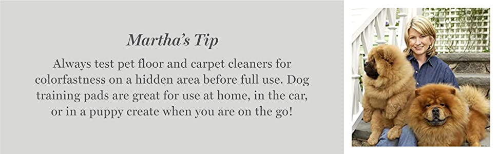 Martha Stewart, Dog, Training Pad, Pet, Waste Management