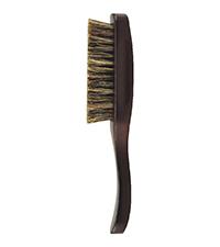 Long Handle Beard and Hair Boar Bristle Brush