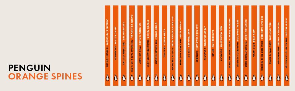 Orange Spines