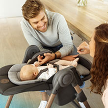 bébé confort minla chaise haute
