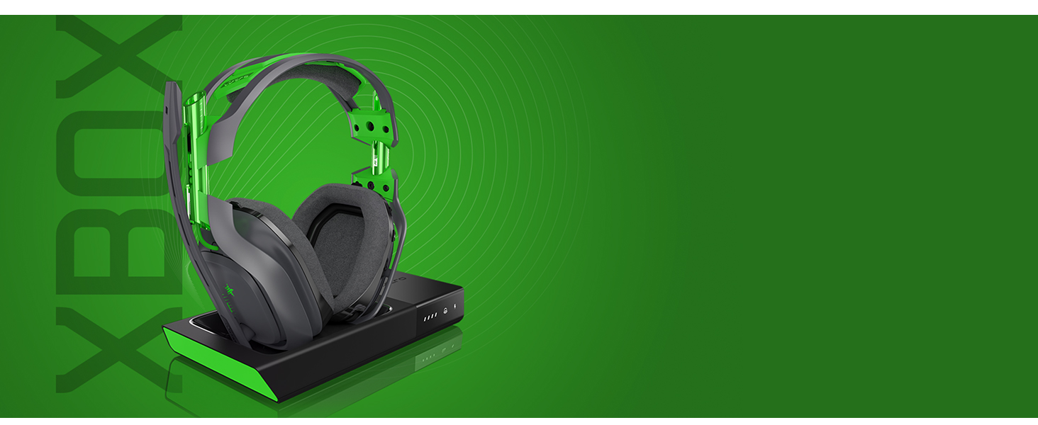 728cabb3b4b Amazon.com: ASTRO Gaming A50 Wireless Dolby Gaming Headset - Black ...