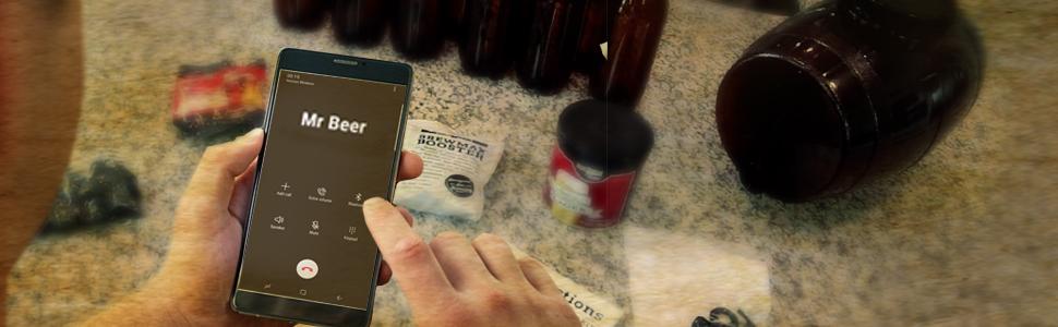 Mr. beer Customer Service