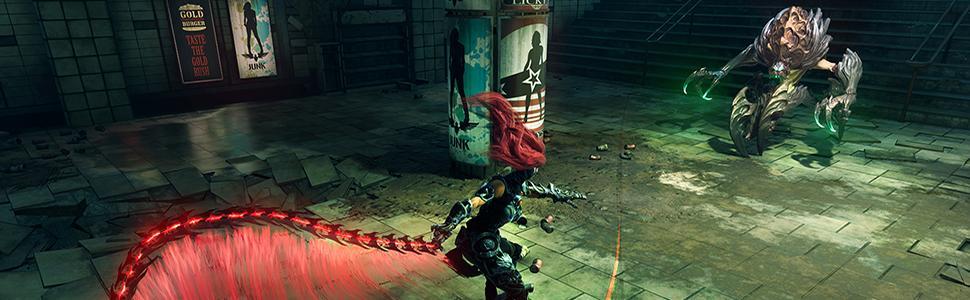 Amazon.com: Darksiders III - Xbox One: Thq Nordic: Video Games