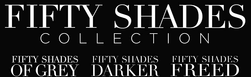 fifty shades, collection, fifty shades freed, fifty shades darker, fifty shades of grey, movie, dvd