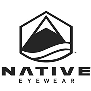 aebd87d9823 Amazon.com  Native Eyewear Unisex Penrose Matte Black Crystal ...
