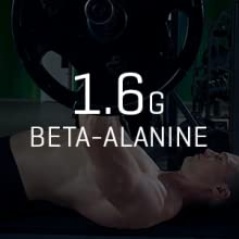 1.6g beta-alanine