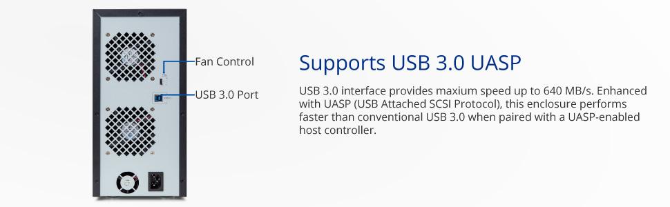 USB 3.0 UASP super speed