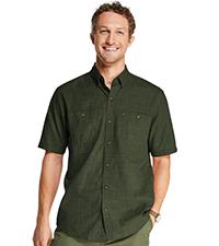 Salt Cove Soft Short Sleeve Button Down Shirt