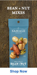 Sahale Snacks Bean + Nut Snack Mixes