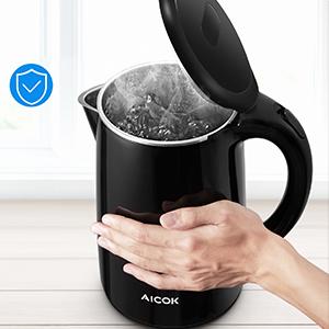 Cooler Touch Wasserkocher