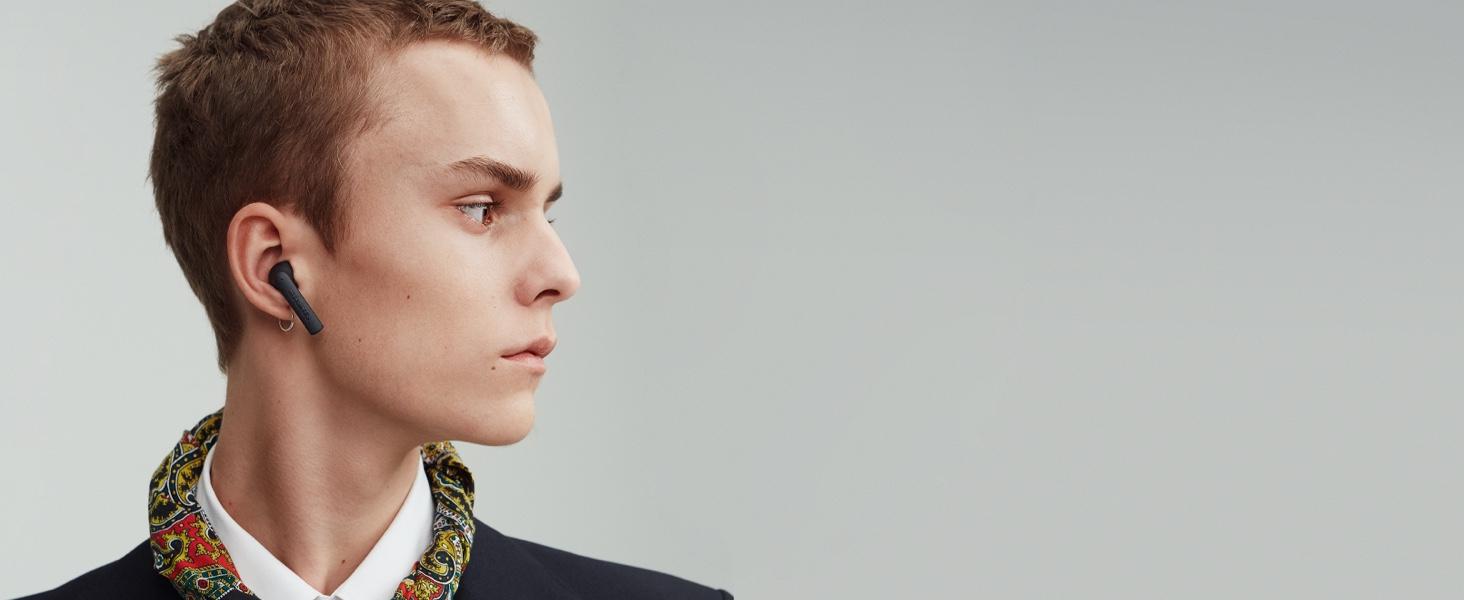 Urbanears Luma Wirklich Kabellos Kopfhörer Charcoal Elektronik