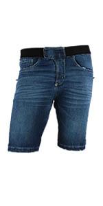 Jeanstrack Garbi Jeans - Pantalón de Escalada - Trekking ...