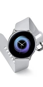 Galaxy Active Watch - Silver