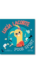 preschool growing up llama lucia lacorte capstone learning adapting sad voice poor sport children