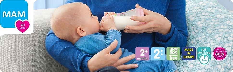 pacifier mam maam baby bottles newborn baby bottle bottle bottles baby essentials baby feeding set