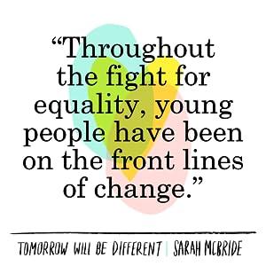 sarah mcbride;joe biden;gender identity;Human Rights Campaign;transgender memoir;equality;coming out