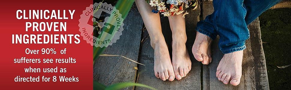 Kerasal nail treatment, clinically proven, Kerasal