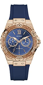 guess; guess watches; lady frontier watch; guess logo; guess accessories; guess watch; limelight