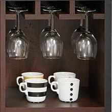 Amazon Com Iohomes Sallos Multi Storage Buffet Vintage