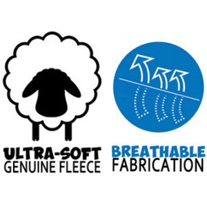 advanced fleece fabric features