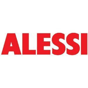 Alessi birillo bathroom waste bin white for Amazon alessi
