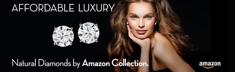 Natural Diamonds by Amazon Collection